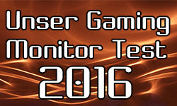Gaming Monitor Vergleich 2016