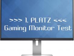 Platz 1 beim Gaming Monitor Vergleich